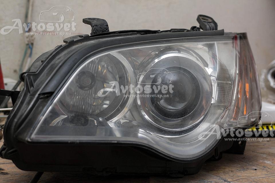 Subaru Legacy: фара до модернизации Avtosve