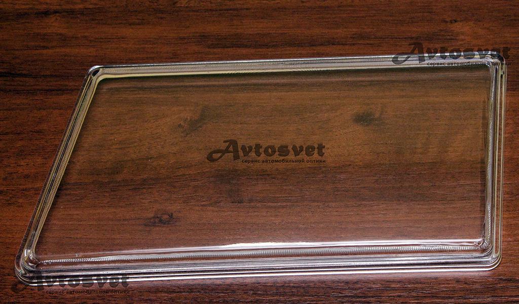 Новые стёкла фар  2110, 2111, 2112 полированные полностью под установку билинз
