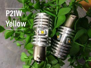 P21W одно-контактная Led лампа